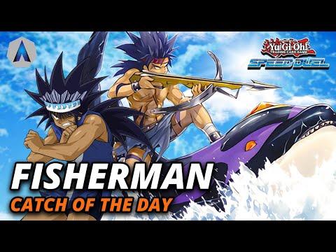 Yu-Gi-Oh! Legendary Fisherman Speed Duel Deck Profile! (April 2020)