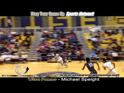 Wise Michael Speight 33 HUGE POINTS ( MAKES MAN TRIP,STUMBLE, FALL & FOUL,RUN MAN N CIRCLE N-1) Blk.
