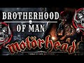 #motorhead 🔴  Brotherhood of Man  ✙  Motörhead  ✙  (subtitles lirics) R.I.P. Lemmy tribute
