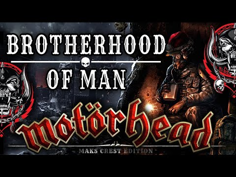 🔴  Brotherhood of Man  ✙  Motorhead ✙  with subtitles (lirics, text, karaoke)