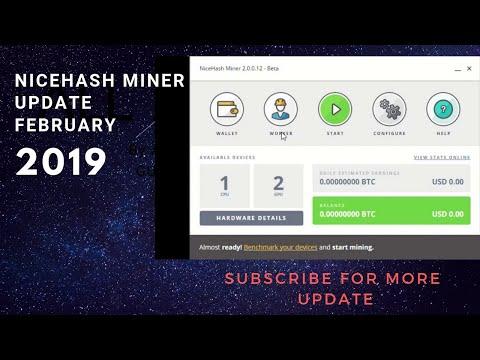 Nicehash Mining Using Single GPU GTX 1050