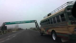 Carretera hacia Quetzaltenango Guatemala