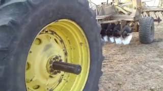 (VIDEO 7) Ojiz!!! Harakatlantiring ta'mirlash va o'zi ta'mirlash uchun baza uchun harrow.