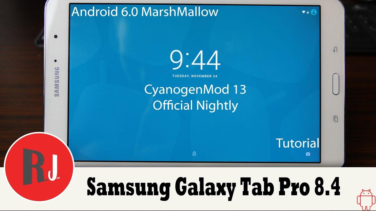 Samsung Galaxy Tab Pro 8 4 | RootJunky com
