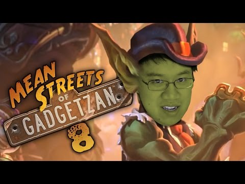 Hearthstone: Mean Streets of Gadgetzan - Card Review Part 8 - All Remaining Cards