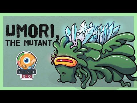 Fish Five-0: Umori's Mutants (Standard)