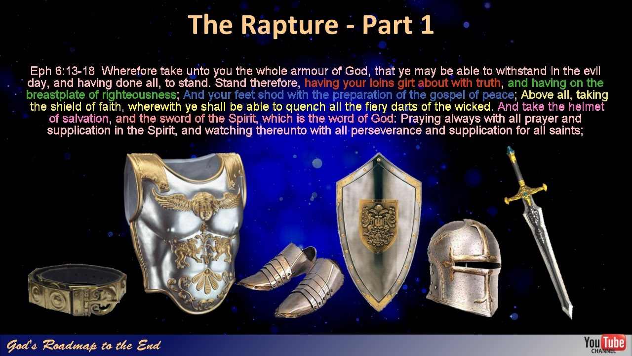 The Rapture: Part 1 - The Authority of the Church