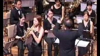 Hungarian Melodies(Trumpet & Band) - 臺灣師大管樂團