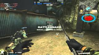 SyFy vs Oveergaming .::. Rattlesnake .::. Combat Arms BR
