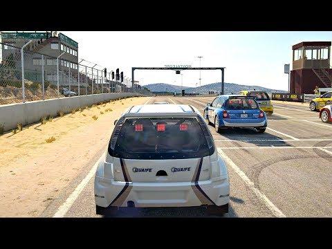 DiRT 4 - Career Mode Gameplay  - Rally Cross (RX Super 1600S)