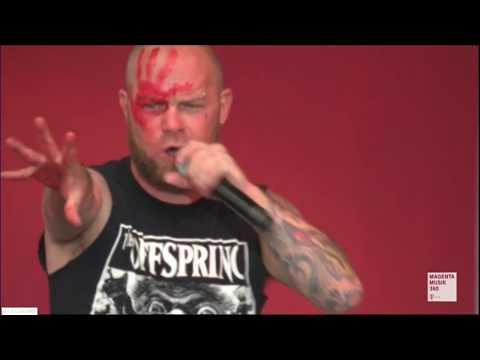 Five Finger Death Punch - Got Your Six (LIVE HD, ROCK AM RING 2017)