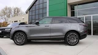 2018 Range Rover Velar Review at Land Rover Peabody