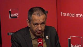 """Pascal Pavageau Force Ouvrière :""""Macron ne fait pas du ruissellement il fait de l'évaporation"""""""
