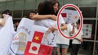 【中国人の反応】日本人男性が手渡してきた紙を見て、私たちは言葉を失...