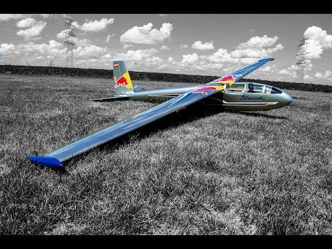 Eflite Blanik L13 CRASH - last flight