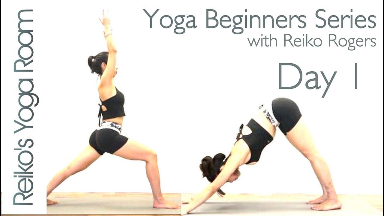 Beginner Yoga Series - Day 1 [Beginner Yoga 7 Day Series]