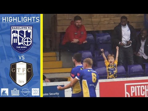 Radcliffe Grantham Goals And Highlights