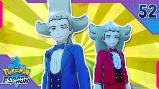Pokémon Espada Ep.52 - Y DE REPENTE APARECEN ESTOS TIPOS EXTRAÑOS