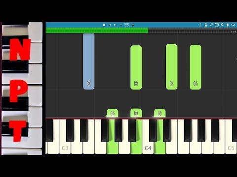 Piano lost boy piano chords ruth b : Ruth B - Lost Boy Piano Tutorial - Instrumental - Karaoke - How to ...