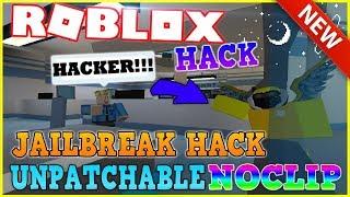 HOW TO NOCLIP IN ROBLOX JAILBREAK