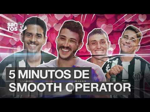🎵 5 MINUTOS DE SMOOTH OPERATOR 🎵
