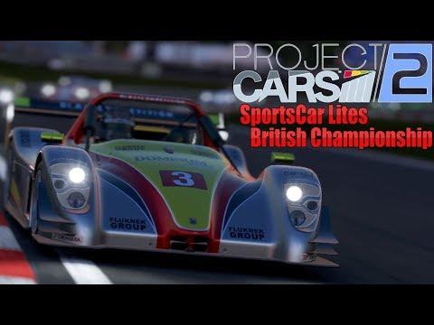 Project Cars 2: [Career] Sportscar Lites British Championship