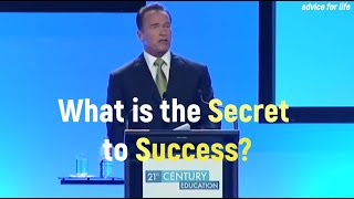 How To be Succęssful 5 Rules - Arnold Schwarzenegger