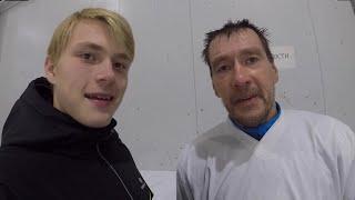 Матч от первого лица хоккей, вратарь псих, золотые слова о хоккее