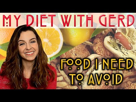 MY DIET WITH GERD What can't I eat? Hiatal Hernia Diet