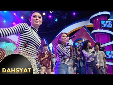 Baru dari Ayu Ting Ting 'My Lopely' diiringi dancer trio Cecepy [Dahsyat] [17 Nov 2015]