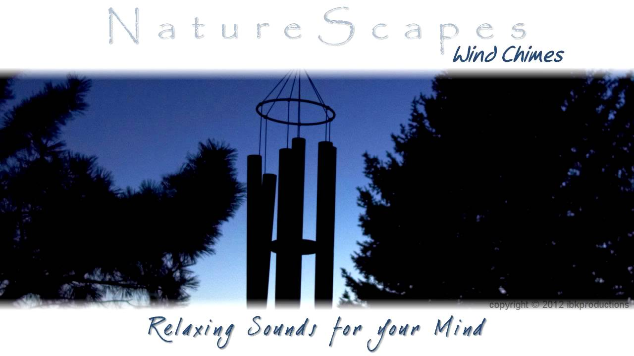 Meditation Music: The Songs of Wind Chimes | The Conscious Life