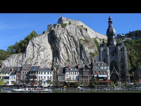 Dinant in Belgium tourism -  tourisme Dinant en Wallonie en Belgique - Dinant België