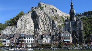 Dinant in Belgium tourism -  tourisme Dinant en Wallonie en Belgique - Dinant België Wallonia Travel