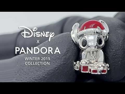 Pandora Disney Christmas Charms - Winter 2019 - Winnie-the-Pooh ...