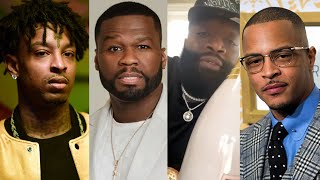 21 Savage, 50 Cent, Rick Ross. T.I, Gucci's Wife, Freddie Gibbs & More React to Gucci & Jeezy VERZUZ