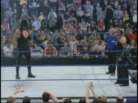 Jeff Hardy vs Undertaker - Extreme Rules Match (11-14-08)