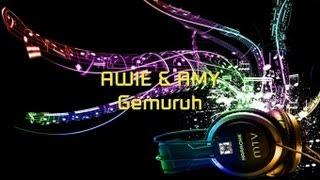 AWIE & AMY - Gemuruh ( Karaoke ) HD