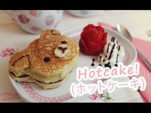 how to make japanese pancakes