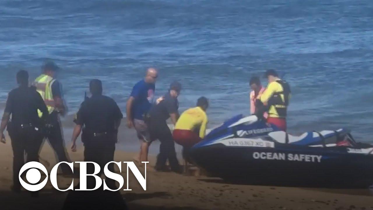 California man, 65, killed in shark attack off Maui