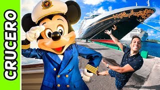 DISNEY CRUISE (Best Review on YouTube) | Alex Tienda ✈️