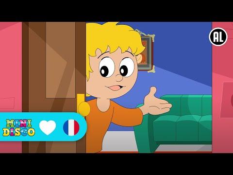 Ma Maison | Chansons pour enfants | Les comptines | Chansons à danser par Minidisco