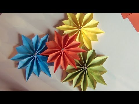 Paper Craft | DIY Wall Hanging Decoration | Room Decor Crafts | Paper Craft Ideas