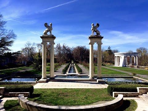 Untermyer Gardens - Haunted Secret Gardens in Yonkers, NY