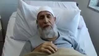 وفاة شيخ فتحي الصافي وآخر كلمة قالها قبل وفاته بقليل