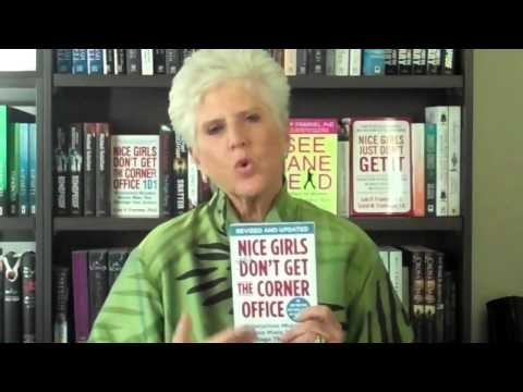 Lois Frankel talks about Nice Girls Still Don't Get the Corner Office