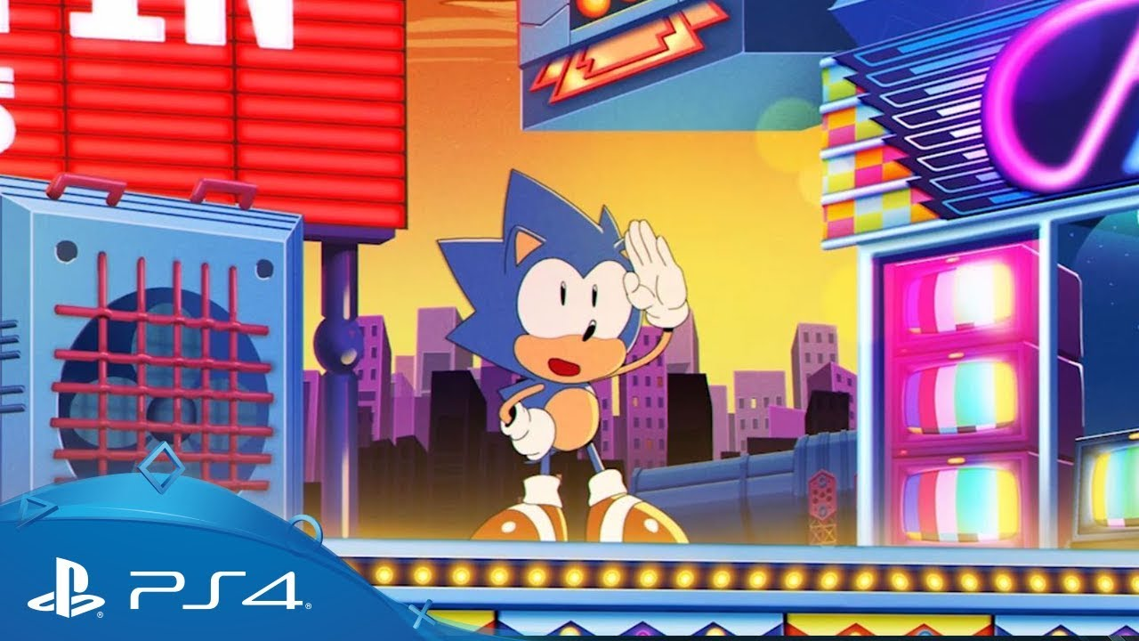 Sonic Mania and Borderlands: The Handsome Collection are your PS