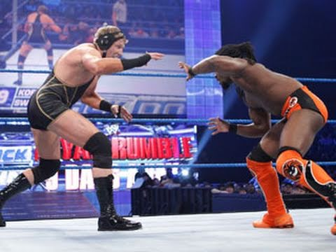 SmackDown: Kingston vs. Swagger - Amateur Wrestling Challenge