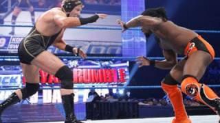 SmackDown: Kingston vs. Swagger - Amateur Wrestling Challenge