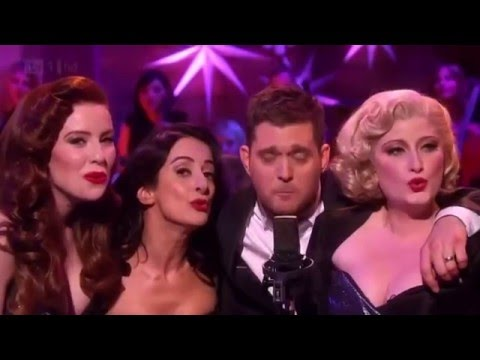 Michael Bublé & the Puppini Sisters - Jingle Bells