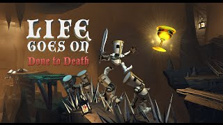 Life Goes On: Done to Death - PS4 Gameplay 1080p 60FPS
